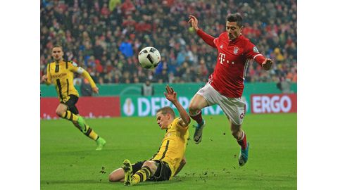 Bayern to secure last title