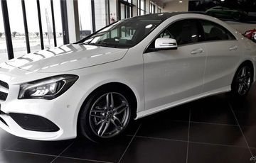 Mercedes-Benz - CLA 200 Face Lift
