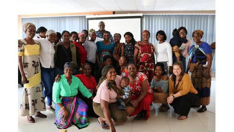 Zambezi women find their voice