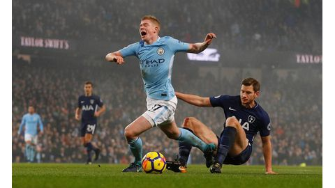 De Bruyne is my Man City blueprint – Guardiola