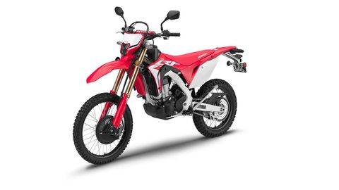 Honda's new CRF450L a complete package
