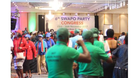 Swapo's moment of truth