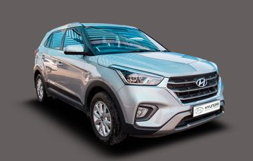 Hyundai Creta 1.6L Executive Manual Petrol