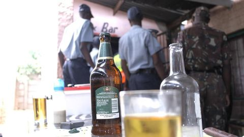 Drugs, alcohol ensnare youth