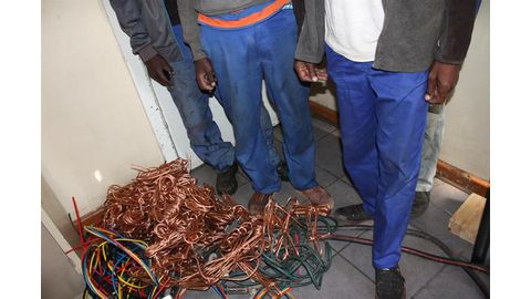 Cable theft cripples Omusati
