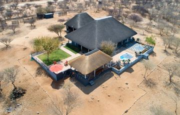 Omaruru Wildlife Estate: ECLECTIC STYLE in the Bushveld is for Sale