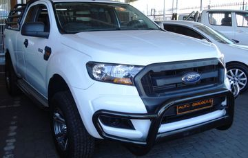 2016 Ford Ranger 2.2 TDCi Supercab 4x4