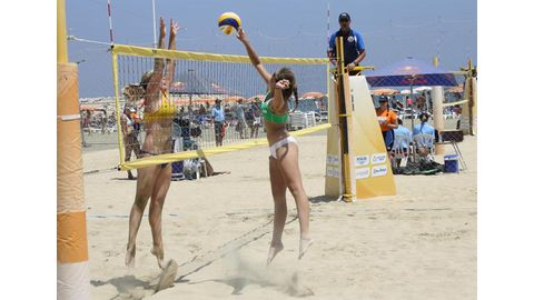 Coast set for volleyball fest
