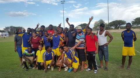 Airport Eagles crowned champions