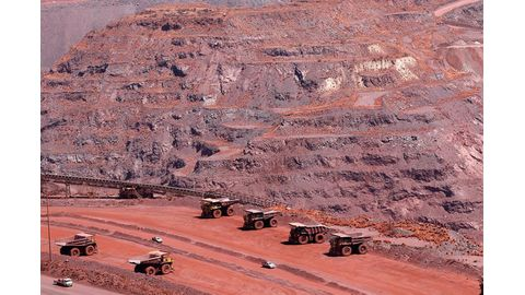 Investors cautious after Kumba Iron Ore's first half earnings triple