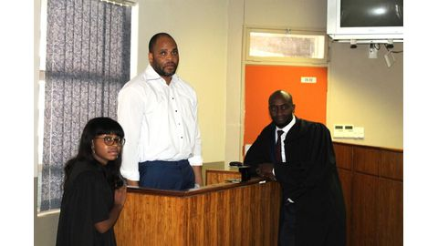 Rape accused doctor gets N$15 000 bail
