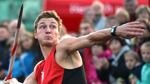 Rome look to javelin star Roehler to rock Olimpico