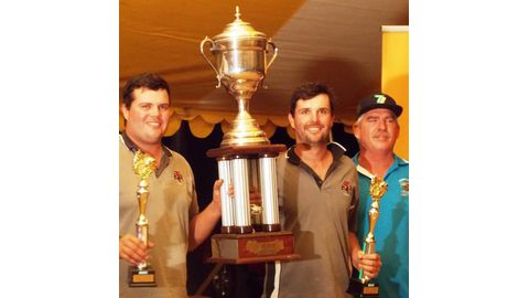 Theron brothers crowned Vasbyt champs