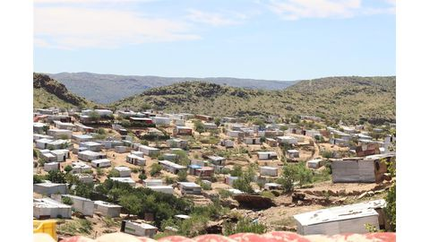 WANTED: N$1bn for shack relief