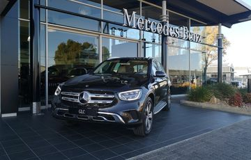 2020 Mercedes-Benz GLC300d Demo