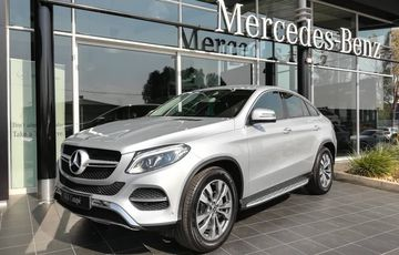 BRAND NEW Mercedes-Benz GLE350d Coupe