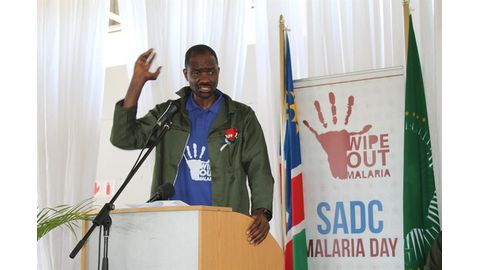No one should die of Malaria – Haufiku