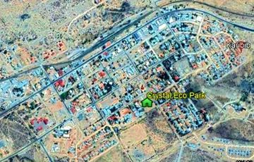 Karibib: Vacant Plots in Crystal Eco Park is for Sale