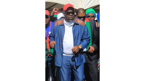Geingob did not 'beg' Ovitoto chief