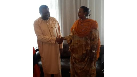 Kenya seeks Namibia's support for AU top seat