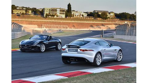 F-Type line-up rounded out