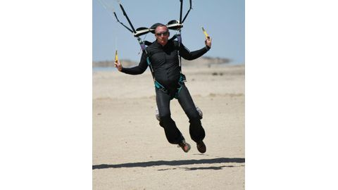 Namibian skydivers set new heights