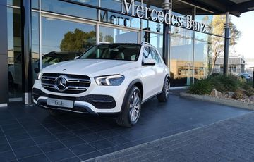 Brand New Mercedes-Benz GLE450