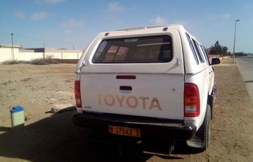 USED 2010 TOYOTA HILUX IN EXCELLENT CONDITION