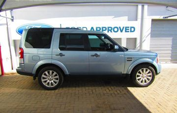 Land Rover Discovery 4 30TDI V6