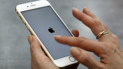 IPhone chipmaker races to recover