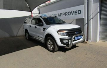 2015 Ford Ranger Wildtrak 4x4