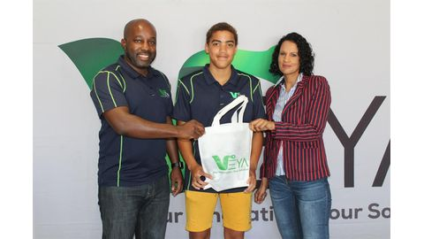 Canjulo chases Olympic dream
