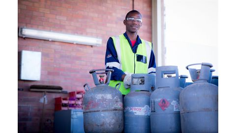 Safety a priority at Afrox