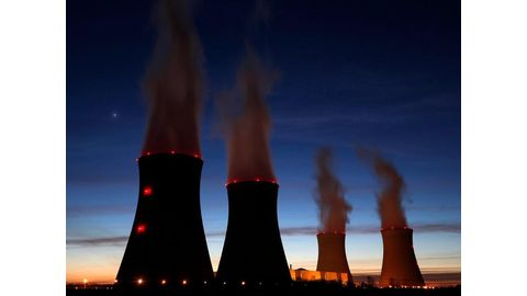 Nuclear power an option for Namibia