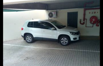 1.4 VW Tiguan TSI (118kW) Bluemotion