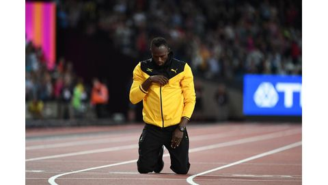Mixed emotions as Bolt bows out