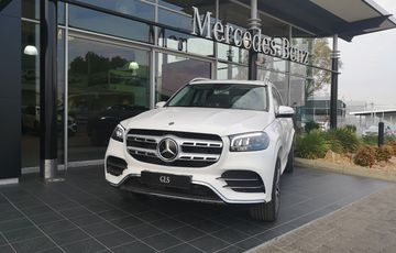 Brand New Mercedes-Benz GLS400d