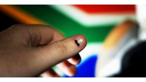 ANC leads with 50% of votes counted