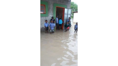 27 000 learners affected by floods