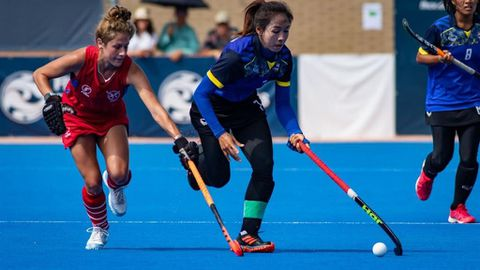Hockey chases Olympic dream