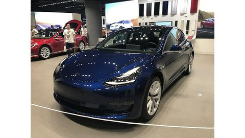 Electric vehicles for China