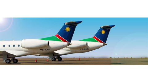 Daylight robbery at Air Namibia snuffed