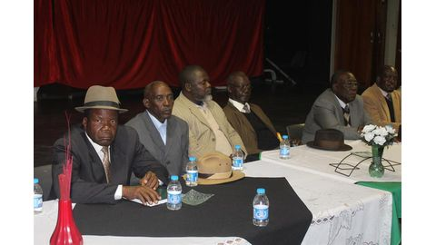 Botswana genocide victims caucus in Namibia