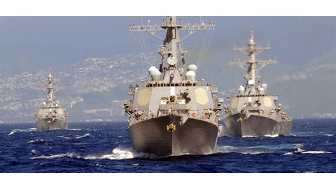 Americans pass US$700bn defence budget