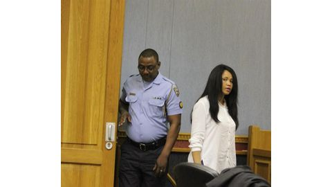 Arnold appeals against murder conviction
