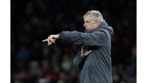 Top-four finish still priority for Wenger