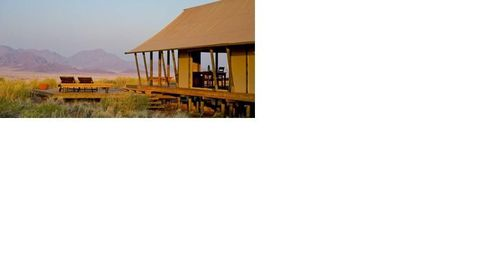 Discover unspoiled nature at Wolwedans