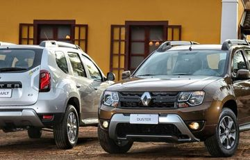 Renault Duster 1.5 dci 4x4