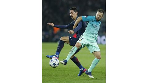 Barcelona shell-shocked by defeat