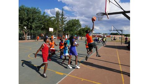 3x3 basketball to tour regions
